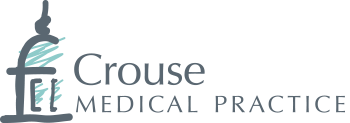 Crouse Medical Practice Affiliate of Crouse Health Logo
